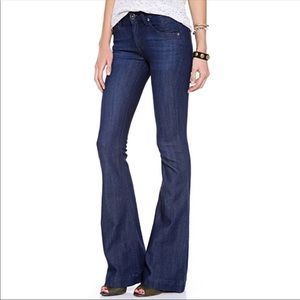 DL1961 Super High-Rise Flare Joy Jeans Size 28